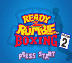 Ready 2 Rumble Boxing - Round 2 title screenshot