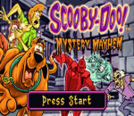 Scooby-Doo! - Mystery Mayhem title screenshot