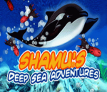 Shamu's Deep Sea Adventures title screenshot