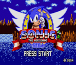Sonic the Hedgehog - Genesis title screenshot
