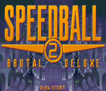 Speedball 2 - Brutal Deluxe title screenshot