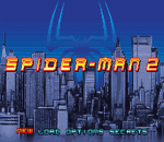 Spider-Man 2 title screenshot