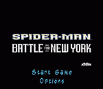 Spider-Man - Battle for New York title screenshot
