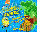 SpongeBob SquarePants - Revenge of the Flying Dutchman title screenshot