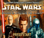 Star Wars - Episode II - Attack of the Clones title screenshot