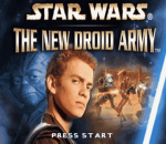 Star Wars - The New Droid Army title screenshot