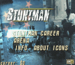 Stuntman title screenshot