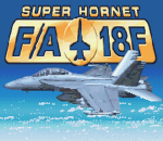 Super Hornet FA 18F title screenshot