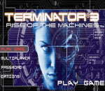 Terminator 3 - Rise of the Machines title screenshot