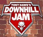 Tony Hawk's Downhill Jam title screenshot