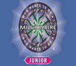 Who Wants to Be a Millionaire Junior title screenshot