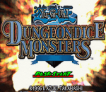 Yu-Gi-Oh! - Dungeon Dice Monsters title screenshot