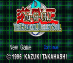 Yu-Gi-Oh! - The Eternal Duelist Soul title screenshot