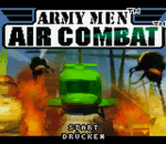 Army Men - Air Combat title screenshot