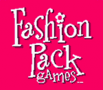 Barbie - Fashion Pack Games title screenshot