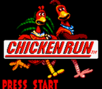 Chicken Run title screenshot