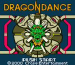Dragon Dance title screenshot