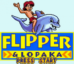 Flipper & Lopaka title screenshot