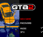 Grand Theft Auto 2 title screenshot