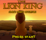 Lion King, The - Simba's Mighty Adventure title screenshot