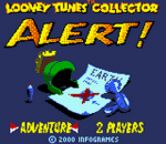 Looney Tunes Collector - Alert! title screenshot