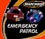 Matchbox Emergency Patrol title screenshot