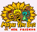 Maya the Bee & Her Friends title screenshot