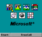 Microsoft - The Best of Entertainment Pack title screenshot