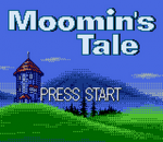 Moomin's Tale title screenshot