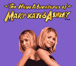 New Adventures of Mary-Kate & Ashley, The title screenshot
