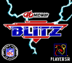 NFL Blitz title screenshot