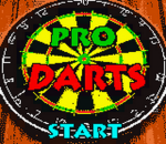 Pro Darts title screenshot