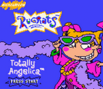 Rugrats - Totally Angelica title screenshot