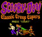 Scooby-Doo! - Classic Creep Capers title screenshot