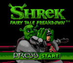 Shrek - Fairy Tale Freakdown title screenshot