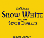 Snow White and the Seven Dwarfs title screenshot