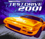 Test Drive 2001 title screenshot