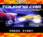 TOCA Touring Car Championship title screenshot