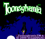 Toonsylvania title screenshot