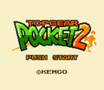 Top Gear Pocket 2 title screenshot
