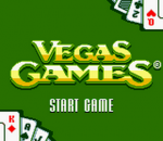 Vegas Games title screenshot