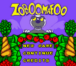 Zoboomafoo - Playtime in Zobooland title screenshot