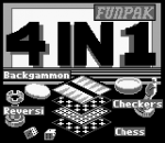 4-in-1 Fun Pak title screenshot