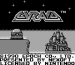 Cyraid title screenshot