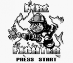 Fire Fighter title screenshot