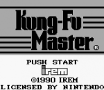 Kung-Fu Master title screenshot