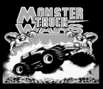 Monster Truck Wars title screenshot