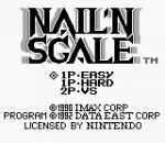 Nail'n Scale title screenshot