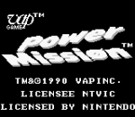 Power Mission title screenshot