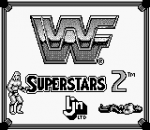 WWF Superstars 2 title screenshot